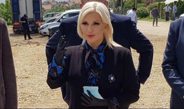 Ministarka Mihajlović: Put Kragujevac – Batočina gotov u septembru