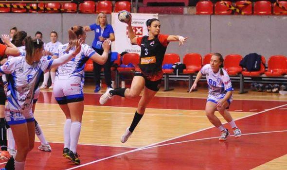 Kragujevčanke pobedom do trećeg mesta