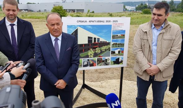 NOVO OBEĆANJE: FILUM dobija zgradu kod Ekonomskog fakulteta (FOTO)
