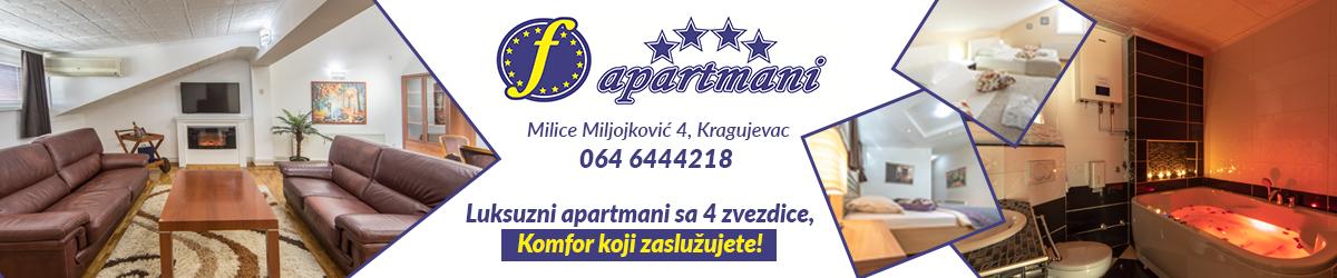 F apartmani