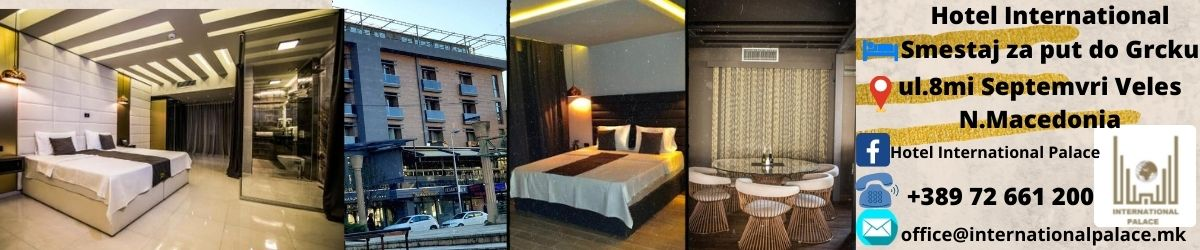 Hotel International Palace Veles
