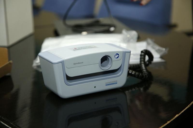 Direktna banka donacijom od 1,17 miliona RSD obezbedila ultrazvučne spirometre za Klinički centar