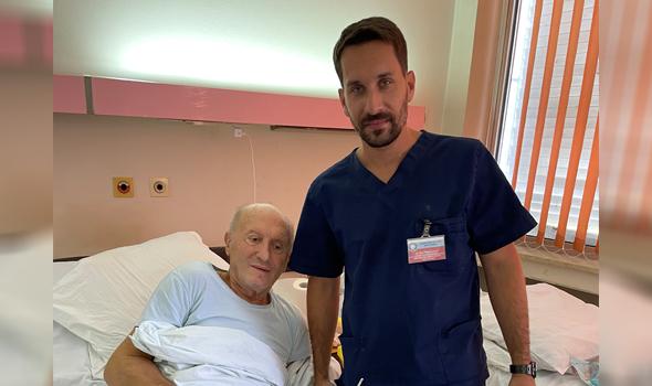 Dragan je zbog teške povrede u udesu UMALO OSTAO BEZ NOGE, ali onda su se dr Radivojčević i njegov tim upustili u TEŽAK PODUHVAT koji je prošao odlično!