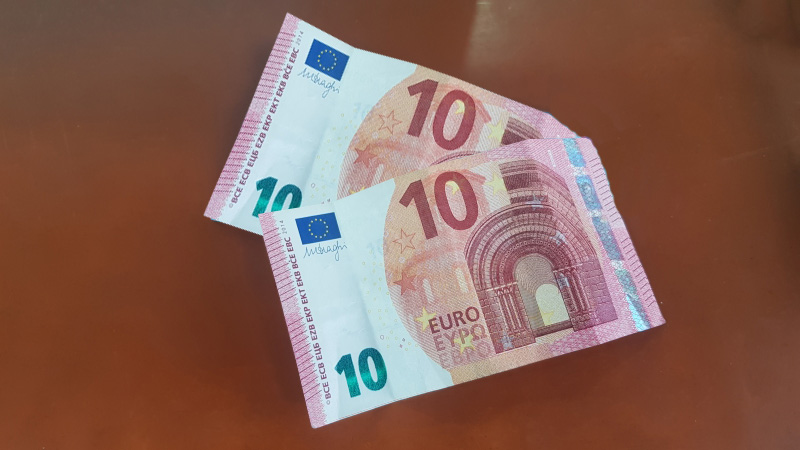 Kako se prijaviti za 20 evra?