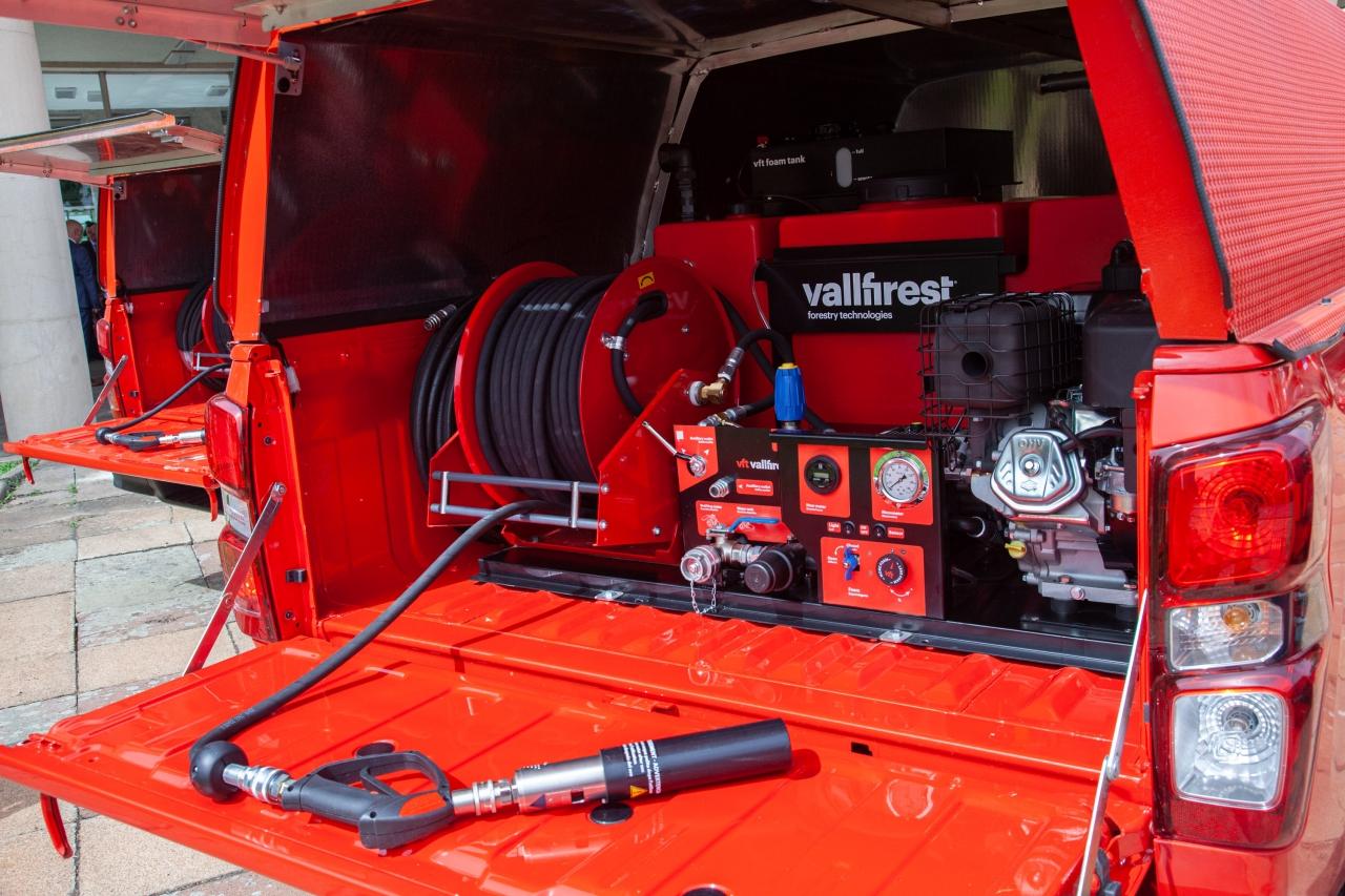 eu donacija vatrogasnih vozila 1 - Prijepolje dobilo novo vozilo za gašenje šumskih požara