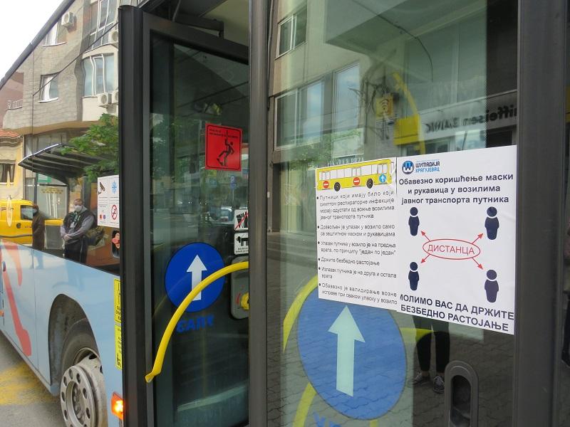 Besplatan prevoz za sve u Kragujevcu