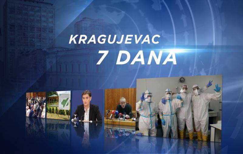 InfoKG 7 dana: U novoj Skupštini Srbije četvoro Kragujevčana, poništena Arsenijevićeva smena, stigao novi PCR aparat...