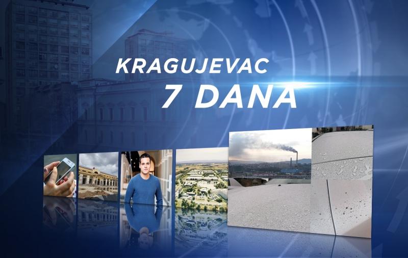 """InfoKG 7 dana: Pedofil upao u zamku, propusti na Tržnici, Bogdan Raonić, dolazi Škoda, pada """"crni sneg""""..."""