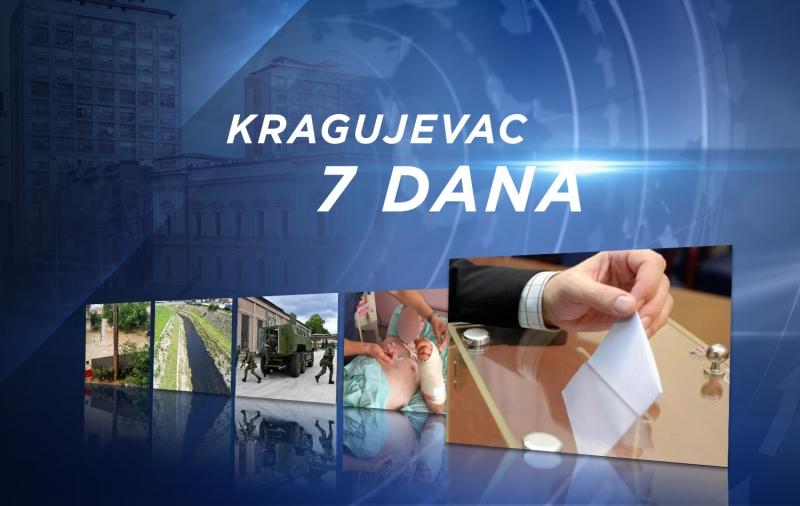 InfoKG 7 dana: Nevreme, Šumarice, Lepenica pocrnela, uspeh hirurga, novo vozilo, mala matura, izbori...
