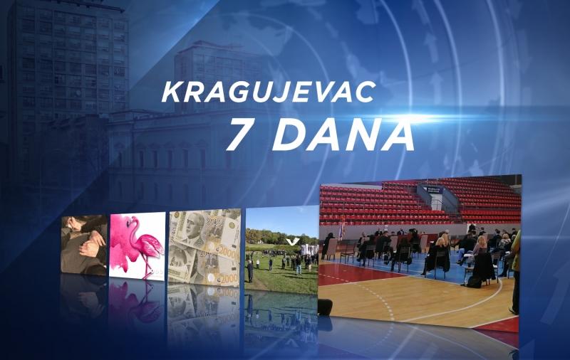 "InfoKG 7 dana: ""Hapsi narodna milicijo!"", kragujevački milioneri, Veliki školski čas, rebalansom budžet smanjen za 20%..."