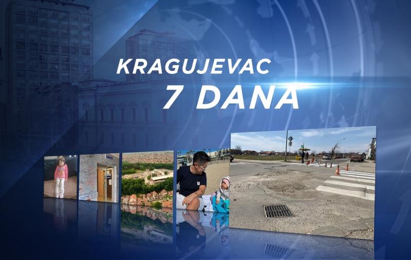 InfoKG 7 dana: Prikupljen novac za Željanu, Ilina voda pod prašinom, Marija i Minja na plaži, nova zebra na raspaloj raskrsnici…