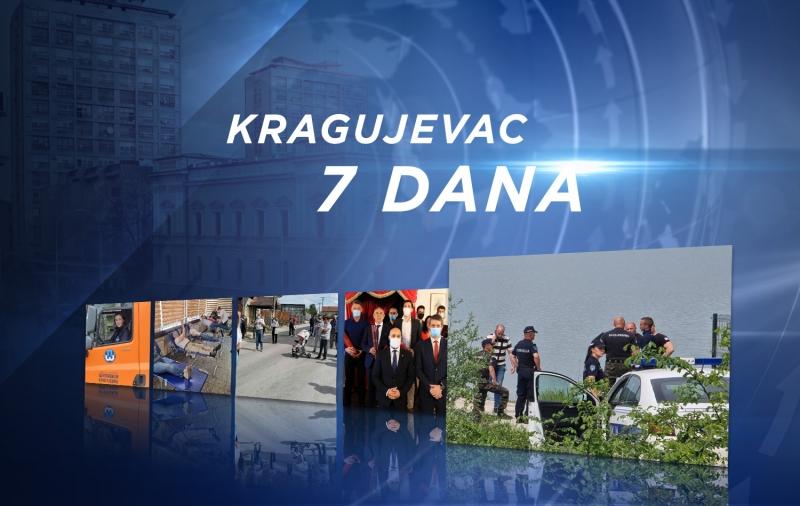 """InfoKG 7 dana: Lena i Mia, zagađenje, """"Biblioteka kod Milutina"""", meštani blokirali ulicu, najezda krpelja, tragedija na Gružanskom jezeru..."""