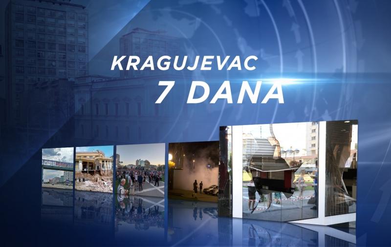 InfoKG 7 dana: Urušen deo Gradske tržnice, protesti - demolirana zgrada Gradske uprave...