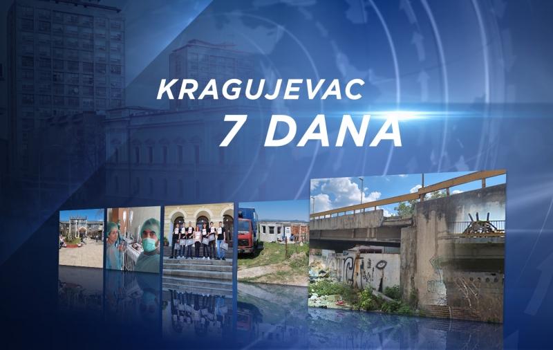 InfoKG 7 dana: Gavrilo primio lek, uspeh Prve gimnazije, drama u Beloševcu, raspada se nadvožnjak...