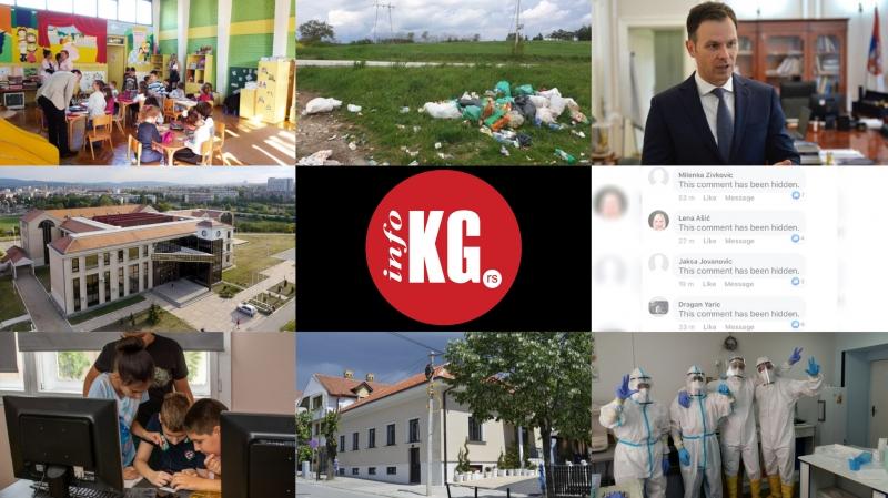 InfoKG 7 dana: Upis u vrtiće, Drača, 100 evra, novi smer, komentari, kuća Đure Jakšića, testiranje...