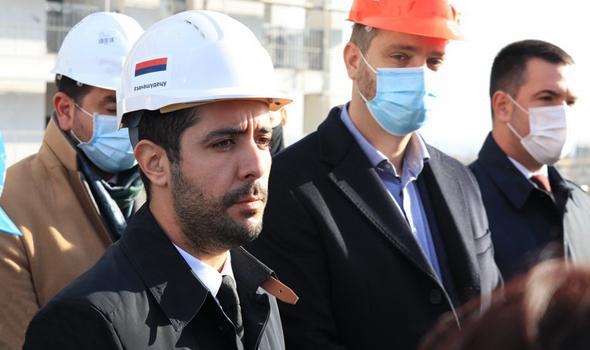 Momirović: Ubrzati radove na izgradnji jeftinih stanova, ima kašnjenja (FOTO)
