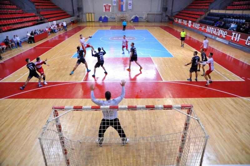 Rukometaši Radničkog žele plasman na završni turnir Kupa Srbije