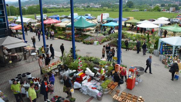 OTVOREN Sajam hortikulture na platou Šumadija sajma (FOTO)