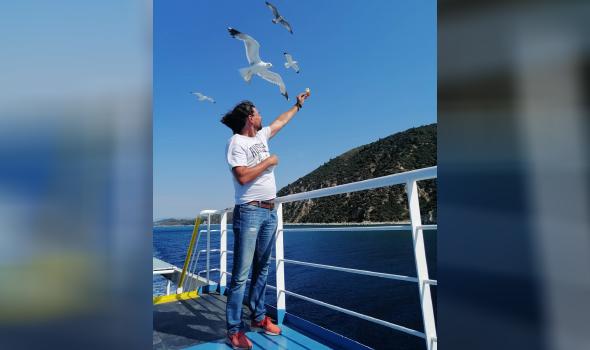 Ćuretove pustolovine po Grčkoj - prvi deo (FOTO)