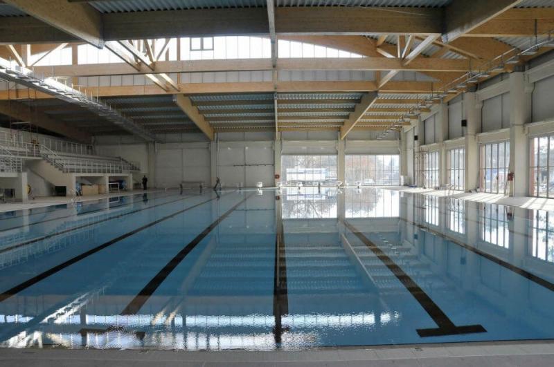 Zatvoreni bazen počeo sa radom nakon servisiranja
